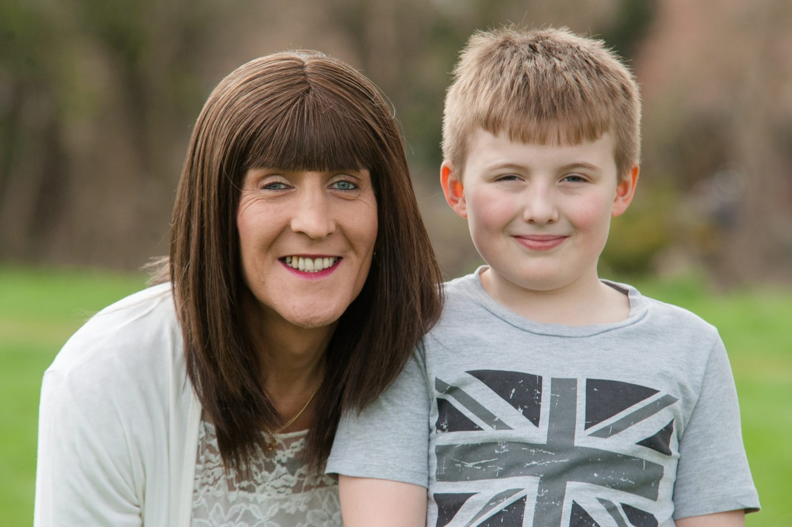 The transgender dad who finally bonded with son after becoming his MUM