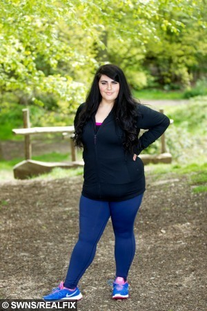 Shirin Arabpour who lost 8 stone to become Miss British Beauty Curve and Miss West Midlands in a plus-size competition, Moseley, Birmingham.  A super-slimming mum has lost eight stone in her determined quest to become a beauty MODEL.  See NTI story NTICURVY.  Shirin Arabpour tipped the scales at a whopping 22st (139.7kg) and could barely fit into a size 24 dress after years of piling on the pounds.  The 29-year-old was left with severe health issues after regularly gorging on an unhealthy diet of fast food and takeaways.  But the lardy mum-of-one decided to get fit and shed the flab in January 2012 after doctors told her she was severely overweight and at risk of deadly gallstones forming in her gallbladder.   And, determined to become a top fashion model, Shirin battled the bulged. She drastically changed her lifestyle and diet and even dumped her partner of seven years in a bid to become a model.  Shirin, who works in a watch shop, swapped the pizzas and fatty foods for fresh meals cooked herself with fruit and vegetables and began a fitness routine.