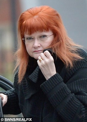 Cathleen Hackney. See News Team story NTISON: A mum accused of having her son cremated without telling his dad because of a bitter divorce told a jury he would have found her decision FUNNY. Cathleen Hackney, 56, kept the plans a secret so ex-husband Paul Barber could not attend the funeral of their lad, a court has heard. But the scheming mum didn't turn up either, meaning tragic Paul Moreland was cremated early in the morning of December 20, 2010 with no-one present. Stoke-on-Trent Crown Court heard Hackney signed forms with two different funeral directors insisting no-one objected to the cremation.