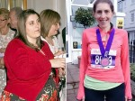 Super-slimmer loses half her body weight after she was forced to stand for 11 HOUR flight to avoid crushing passengers