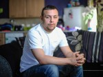 'Left looking like a monster' after explicit text messages triggered a jealous carving knife attack