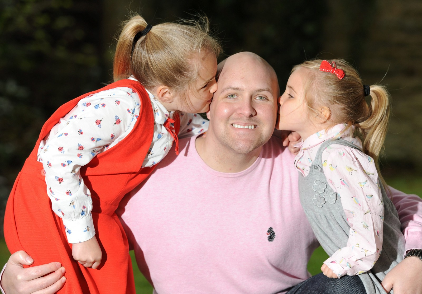 Find out what these amazingly brave sisters are doing for their terminally ill dad