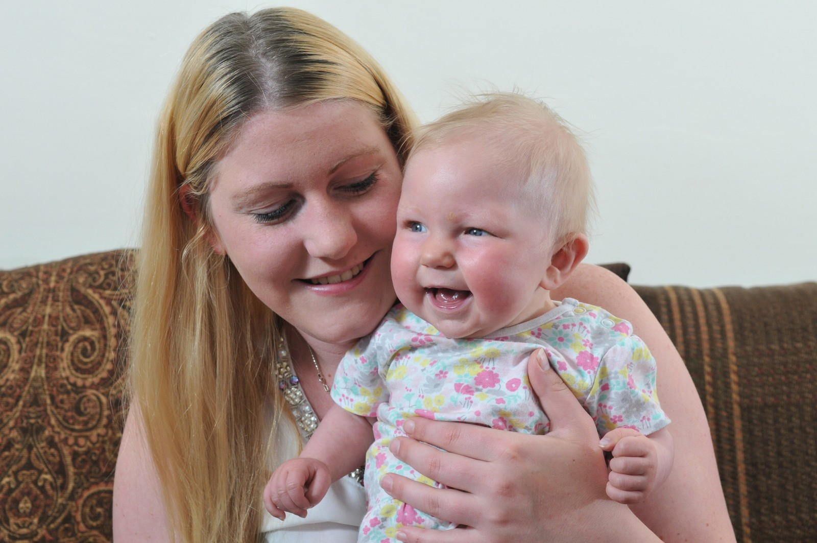 'Am I going to die Mummy?' The painful question this mum knows she'll have to answer one day