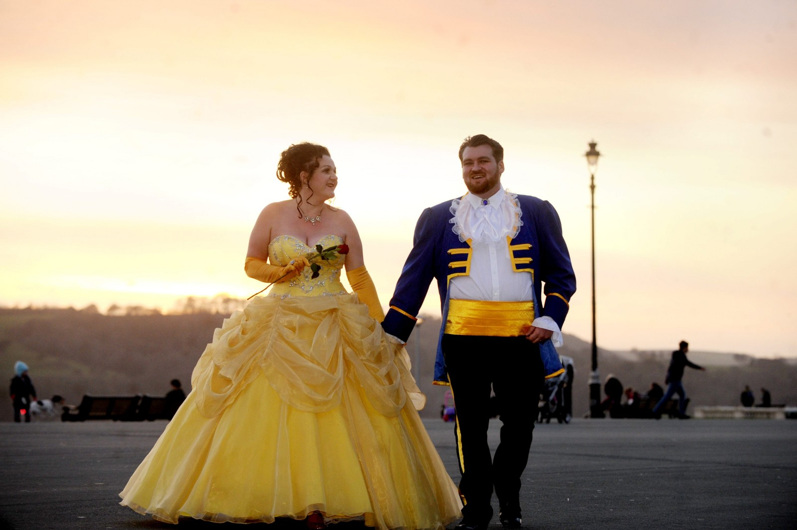 Wedding Belle! The special day inspired by the ultimate fairy-tale