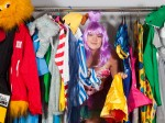 Find out why this woman plans to wear fancy dress every day for a YEAR!