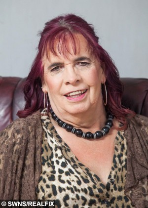 """Roxann Cuthbertson from South Molton, Devon, who is Britain's first transgender truck driver. See SWNS story SWTRUCK; A LORRY driver left workmates stunned when he revealed he wanted to live the rest of his life as woman. But Roxann Cuthbertson - known to trucker pals as Ian for years - was left shedding tears of joy when work-pals showed their total support. Roxy said: """"The reaction when I first went to work as Roxy was 'what the hell is going on'. """"I sat down, talked to them and they told me 'whatever makes you happy'. It took them a while to get to calling me Roxy, but now they do and it's great."""" Roxann, who has been driving HGVs for 40 years, built up the courage to reveal her gender transition after living a double life for decades. Now Roxy - who has also worked as an apprentice mechanic and a doorman - said her workmates even defend her while out on jobs."""