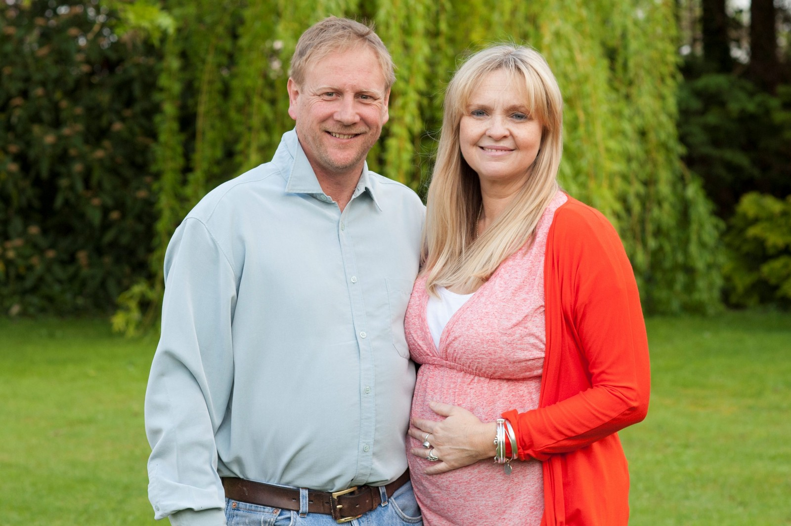 Couple with a 'sticky sperm' problem spent £30k on failed IVF before conceiving naturally