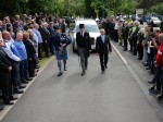 Hundreds attend funeral of 'forgotten' soldier after touching appeal for mourners