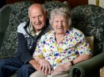 Hero soldier survived the hell of Dunkirk with wife in his POCKET!
