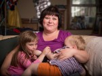 'She wants noo noo forever' The mum breastfeeding her FIVE year old to make her clever