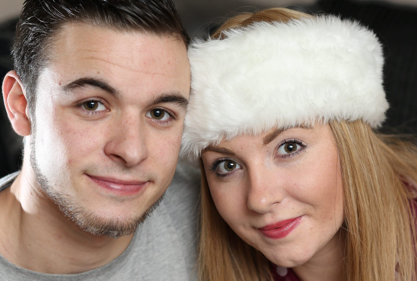 'We're a match made in heaven' Tourette's sufferer finds love with deaf boyfriend