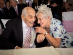 Britain's oldest newlyweds marry on the groom's 103rd birthday!