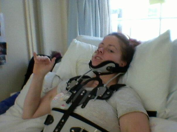 Young woman wakes from three month coma. What happened next was truly extraordinary