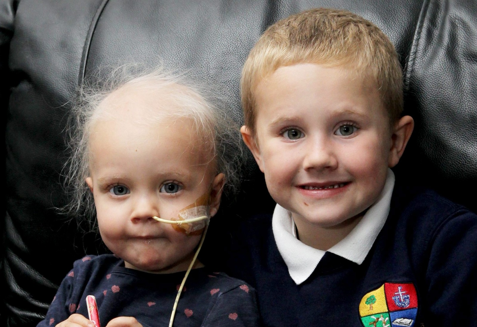 Huge success of celeb campaign means little Ruby gets the chance to fight for life