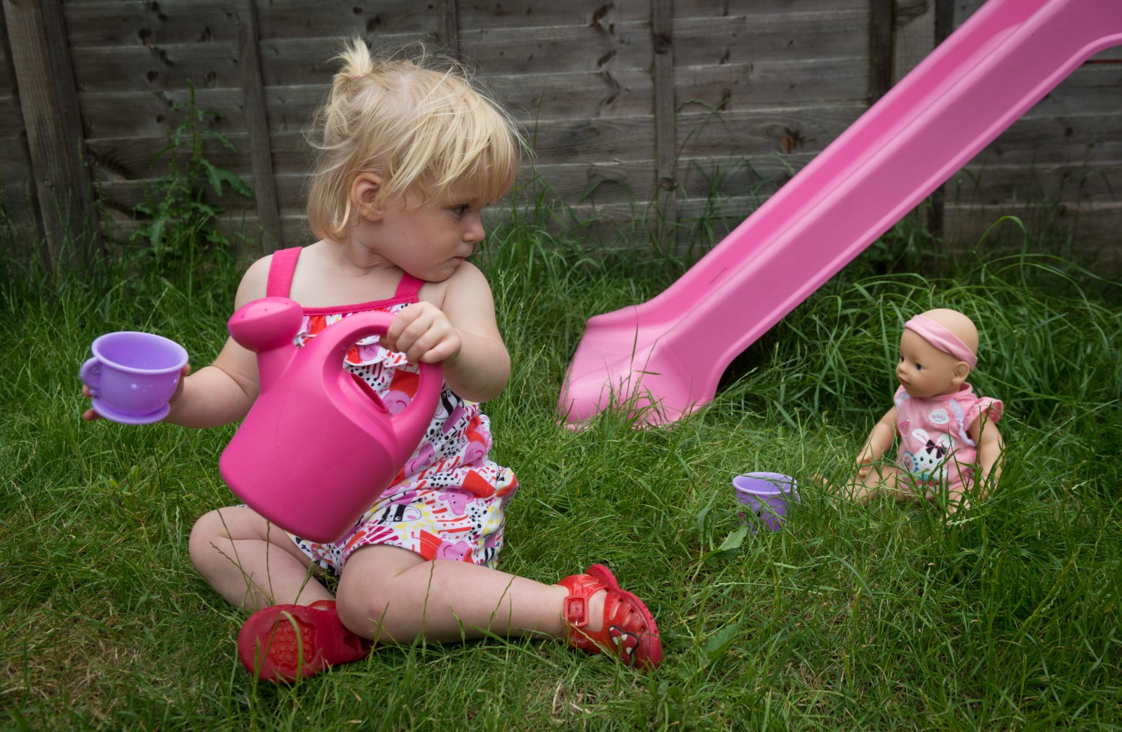 Dolly Said What Parents Shocked At What Toy Taught Two
