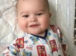 Brave Daniel is still smiling despite life-threatening waiting game