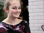 Teenager's battle with invisible bully left her surviving on just one cracker a day