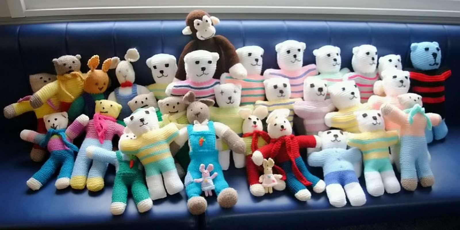 Find out why these are the most important teddies you'll see today