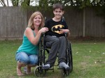 15-year-old dismissed as a 'moody teenager' is left wheelchair bound with an uncertain future