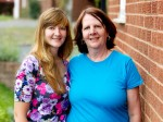 Daughter takes first aid course – then saves mum's life the very next day!