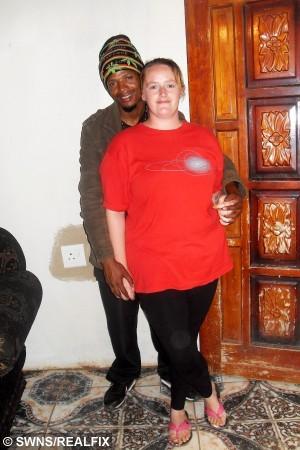 Mthuthuzeli and Lisa Mpongwana