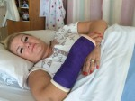 Mum is left paralysed after falling down the stairs – while SLEEPWALKING