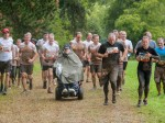 Be inspired by the 21-year-old tetraplegic determined to complete 12-mile challenge