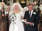 The emotional wedding that childhood sweethearts waited 60 years to have