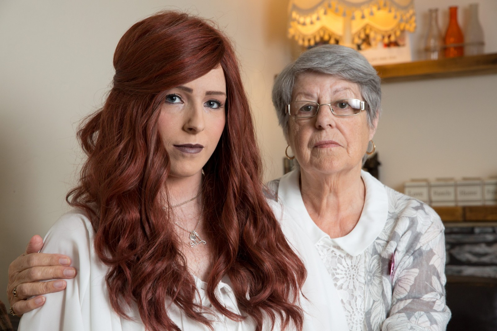 Brave 22-year-old and her gran are BOTH diagnosed with breast cancer in the same week