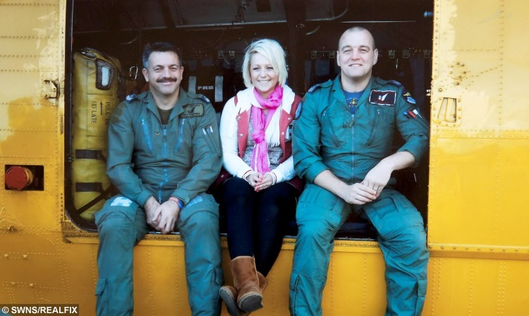 Collect photo Aletia Davies with the air ambulance crew who rescued her. A battling young woman who was told she would never walk or talk after a horror car crash left her severely brain damaged has defied the odds - to become a MODEL.  See NTI story NTIMODEL.  Aletia Davies fought for life when she was left in a coma for four months after the car she was travelling in smashed into a tree at high speed.  The 16-year-old was left with a brain injury, left a quarter blind in both eyes and lost her hearing in one ear following the crash on October 26, 2011.  Her face was so badly damaged her jaw bone snapped in two and was removed completely and replaced by five metal plates.  She underwent four major operations on her face and shoulder and surgeons used old photographs of her to rebuild her shattered features.  Remarkably, despite having 200 stitches in her mouth and jaw, she only had one stitch in her face.  Doctors warned her she would never walk or talk again following her injuries but  Aletia has defied the medics and this week signed for a top modelling agency.