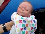 Backlash for police after rescuing 'newborn baby' from locked car