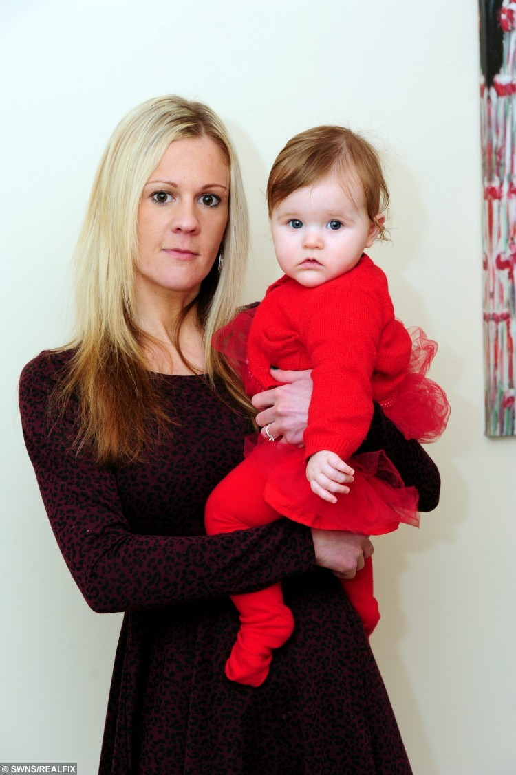 Bethany Braid, 28, was sacked from the Weelsby Medical Centre after she became pregnant. She is pictured with baby Lois Clark, who is now aged 7 months. See Ross Parry copy RPYPREGNANT : A new mum sacked after telling her employers she was pregnant is still fighting for her compensation payout a year on. Bethany Braid, 29, agreed to accept a #5,000 out-of-court settlement after she was told to leave her position as medical secretary when she fell pregnant - flouting employment laws. The young mum now says she has still not received payment from the agreement with Weelsby Medical Centre, Grimsby, North East Lincs. Ms Braid joined Dr Ehab Amin's practice in November 2013 and became pregnant three months later. Despite making an assurance that she intended to return to work after maternity leave, Bethany said she was told her contract would not continue and she had to leave.