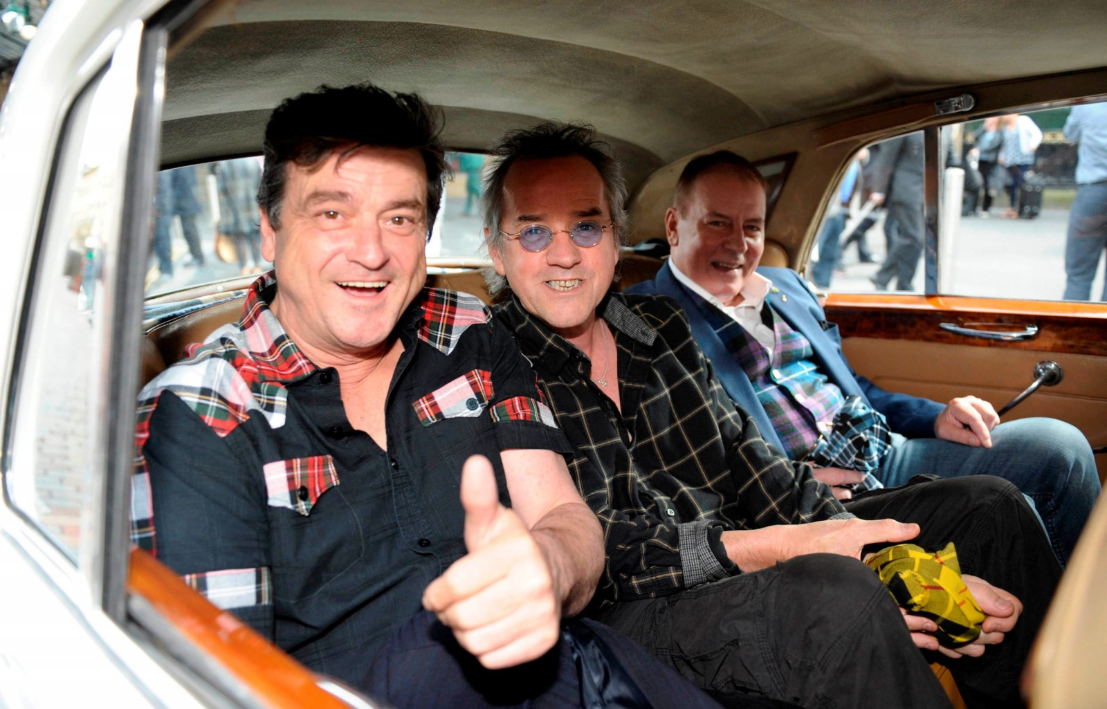 If you were ever a fan of the Bay City Rollers then you NEED to read this!