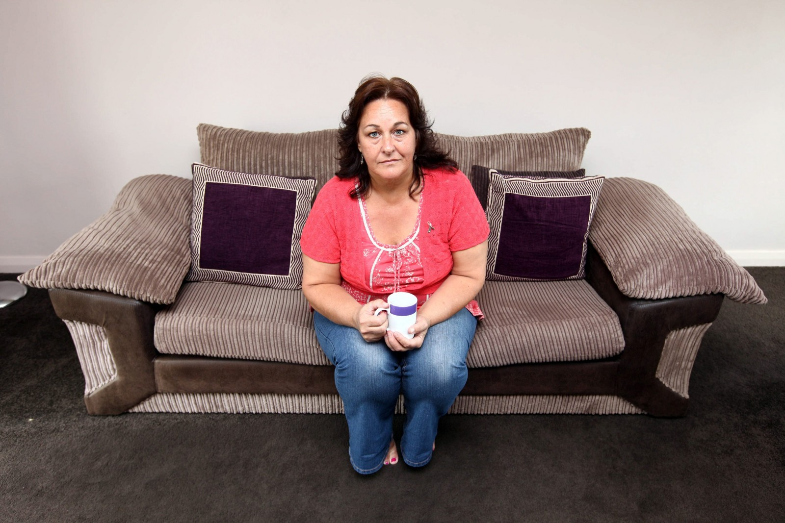 Agoraphobic who hasn't left her home in 20 YEARS faces eviction