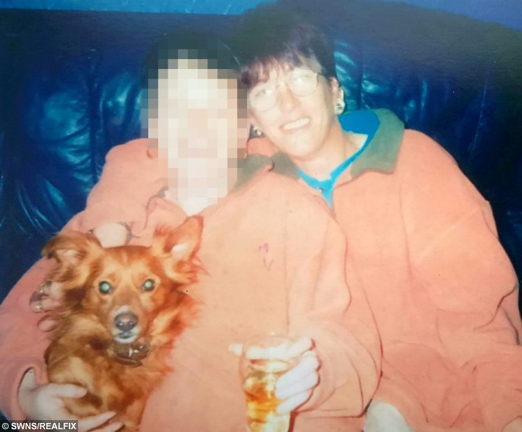(L-R) Collect of Jeanette Rolls with her dog Jack. A drunken scumbag flew into a jealous rage and kicked his girlfriend's dog to DEATH - because he thought she loved it more than him. See SWNS story SWDOG; Lee Williams was jailed after beating his 50-year-old girlfriend Jeanette Rolls, before turning on her beloved pet, Jack.  The brutal attack caused the chest of the 16-year-old Border Collie-crossÃs chest to collapse and broke every bone in his body, according to a police post-mortem.   Jeanette said that for a reason she cannot explain, Williams was always jealous of the relationship she had with her dog.
