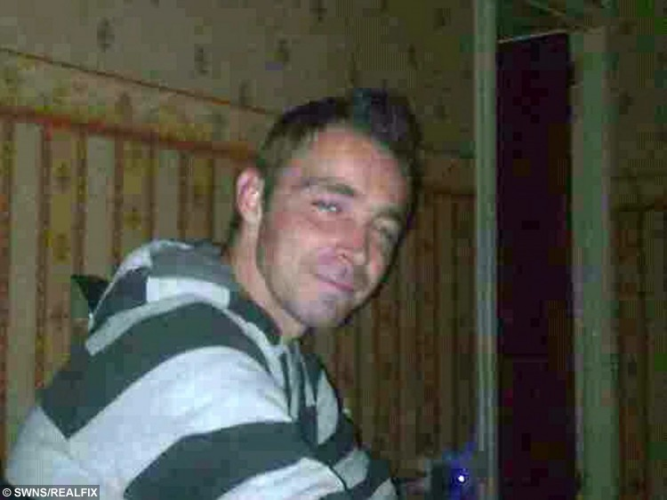 Collect of Lee Williams, 33, from Ebbw Vale, Wales, who flew into a jealous rage and kicked his girlfriend's dog to DEATH - because he thought she loved it more than him. See SWNS story SWDOG; Lee Williams was jailed after beating his 50-year-old girlfriend Jeanette Rolls, before turning on her beloved pet, Jack.  The brutal attack caused the chest of the 16-year-old Border Collie-crossÃs chest to collapse and broke every bone in his body, according to a police post-mortem.   Jeanette said that for a reason she cannot explain, Williams was always jealous of the relationship she had with her dog.