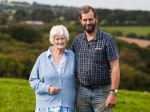 Why devoted son was relieved to suffer from same cancer as his mum
