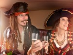 The INCREDIBLY romantic reason groom dressed as Jack Sparrow on his wedding day