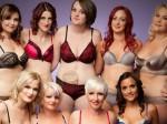 Women with Crohn's disease strip for very inspirational racy calendar