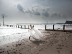 Nice day for a wet wedding
