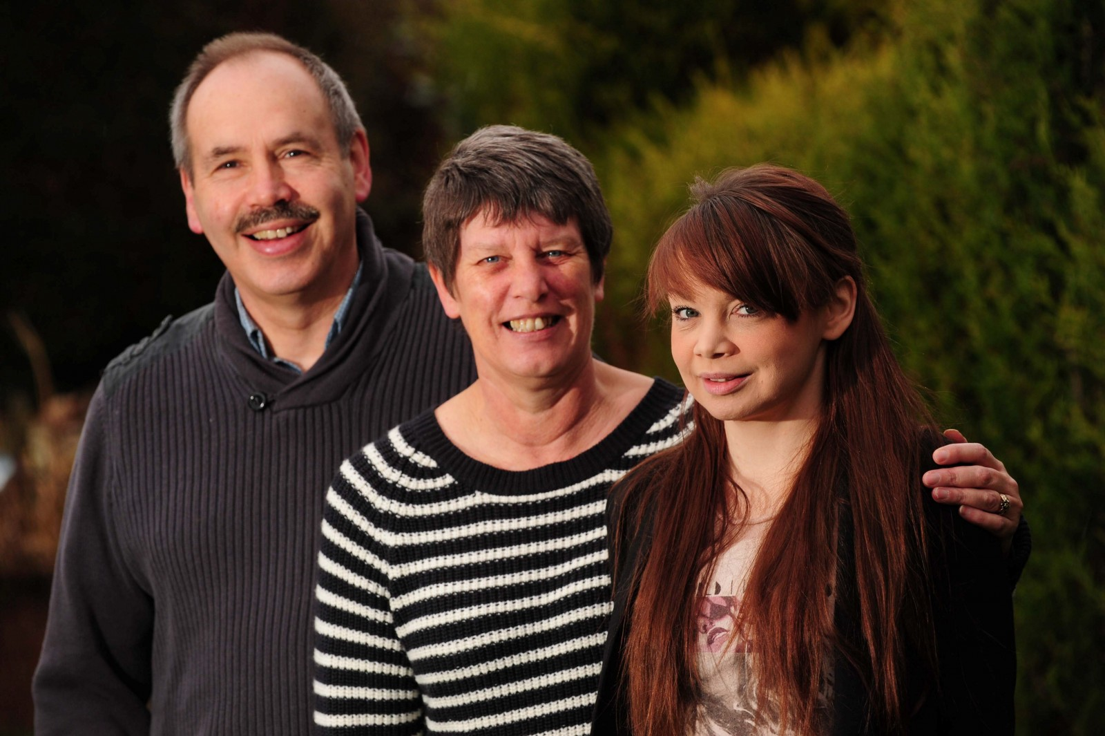 Daughter is given the gift of life when her parents BOTH donate their kidneys