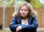 Girl bullied over her weight is given the part of Augustus Gloop in school play