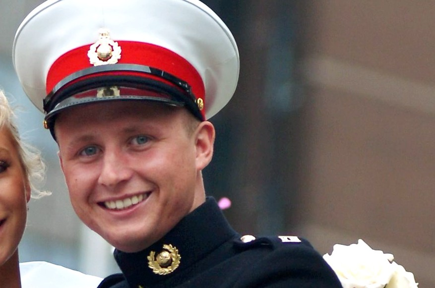Tragedy of the Marine who fought for his country but was 'failed' when he returned home