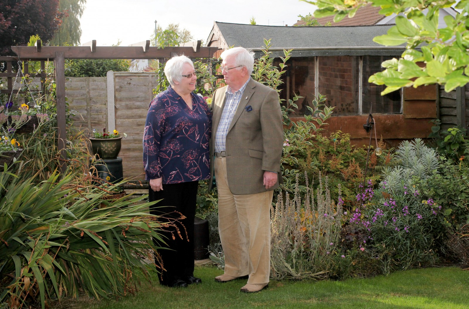 The secret to 50 years of marriage and it might just surprise you!
