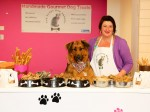 'Dogs deserve gourmet treats too!' says owner of new doggy bakery
