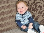 Mum ignored warnings to abort her unborn baby and now he's celebrating his 1st birthday!