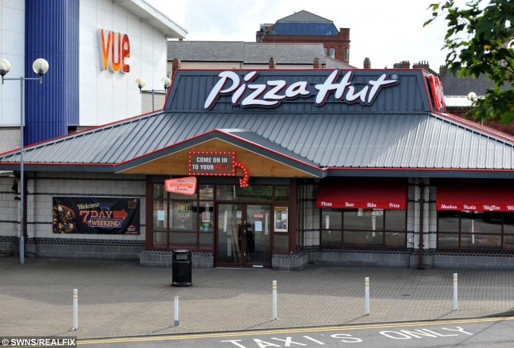 Pizza Hut in Hartlepool where Jacob Jenkins choked on a grape and has sadly died. October 12 2015. A toddler is in a coma and fighting for his life - after choking on a GRAPE in Pizza Hut.Jacob Jenkins, two, was eating with his parents when the fruit became lodged in his throat.As the restaurant's first aider tried in vain to remove the grape his dad ran for help to a nearby cinema.
