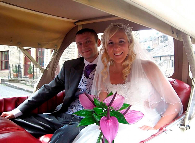 Newly-wed couple were killed on honeymoon in tragic quad bike crash