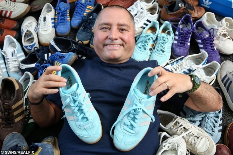 adidas trainer collectors