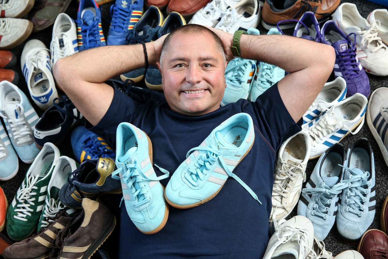 'It's me or them!' Wife's warning to trainer obsessed husband